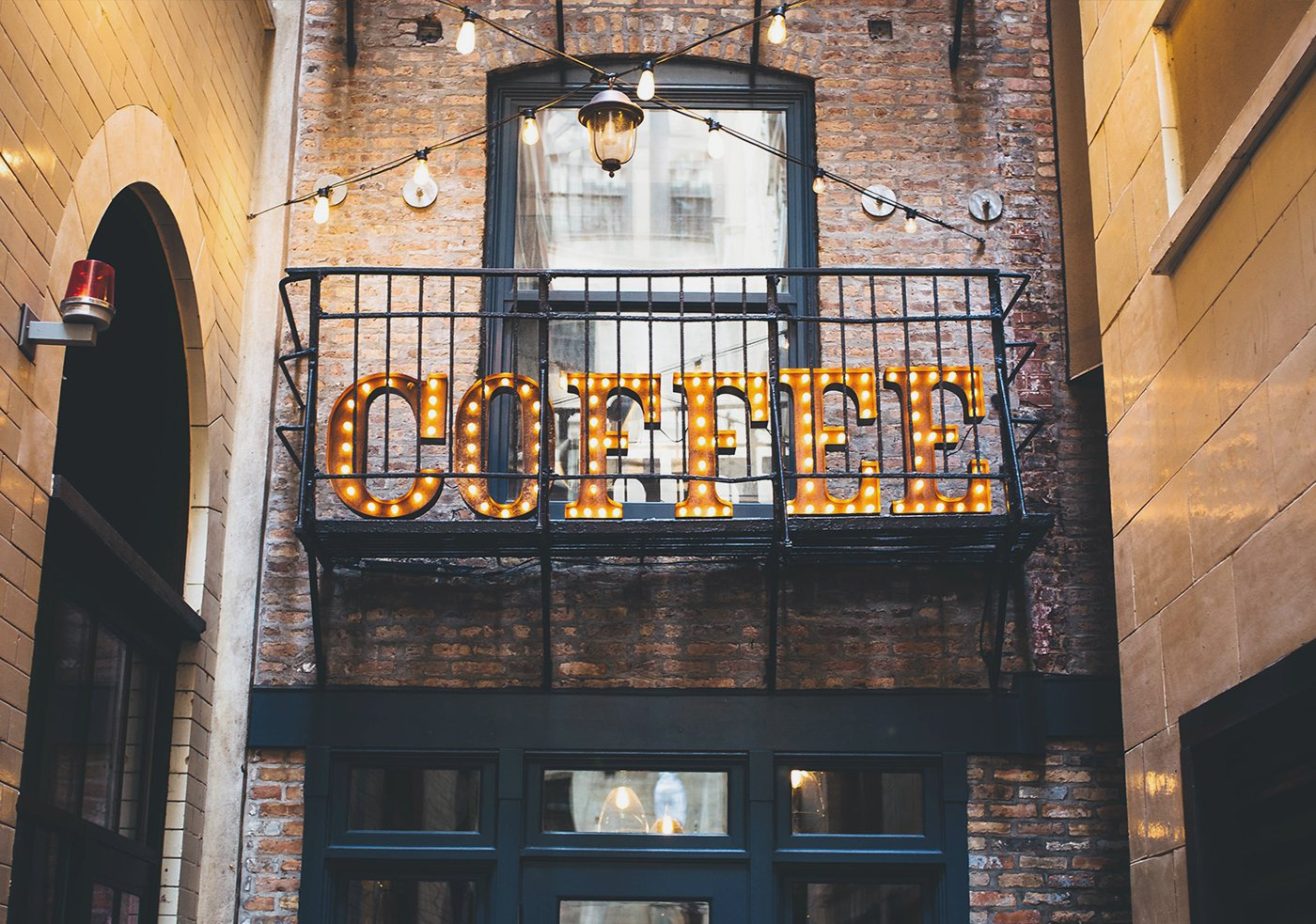 coffee shops are popular with coffee lovers