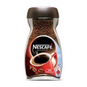 Nescafe is perfect for use in coffee machines