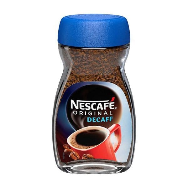 Nescafe coffee for use in coffee machines