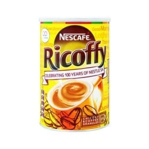 Ricoffy for use in coffee machines
