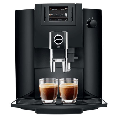The Jura E60 to rent or buy
