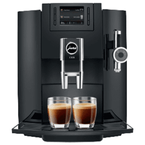 The Jura E8 is one of the popular coffee machines