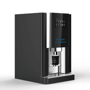 Coffee vending machines for tea and instant coffee