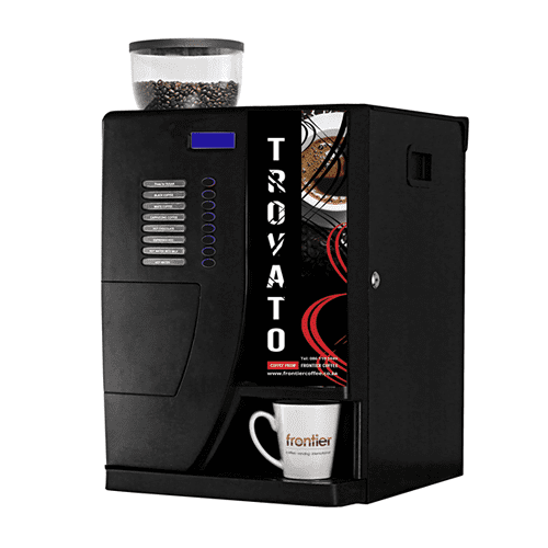 The Sprint Bean coffee vending machine for office coffee