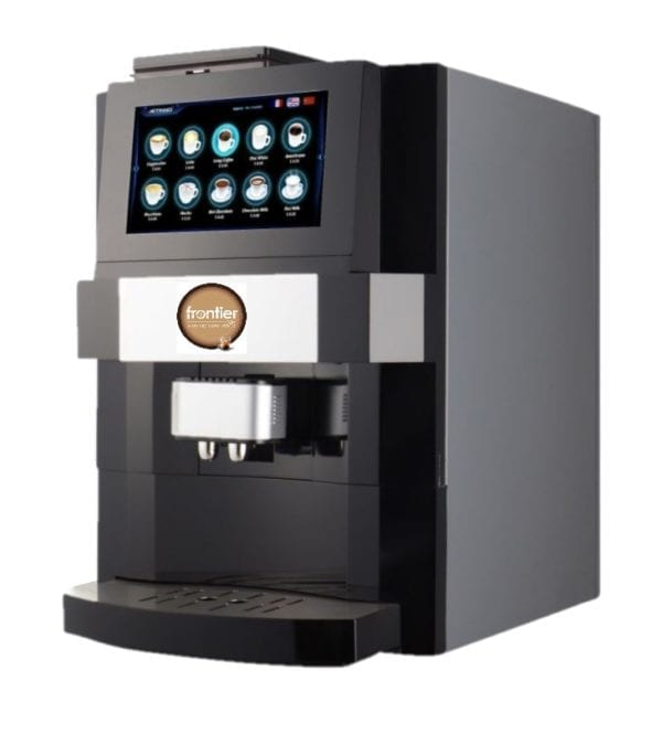 The Bellisimo Dual Tea Brewer and Coffee Machine
