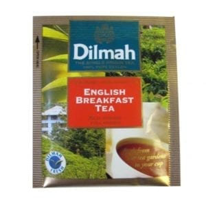 Dilmah English Breakfast Tea Envelopes