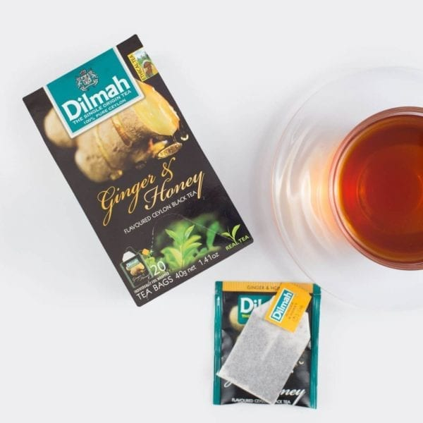 Dilmah Ginger and Honey
