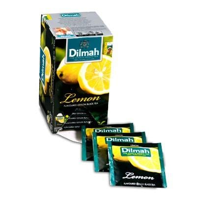 Dilmah Lemon Tea Envelopes