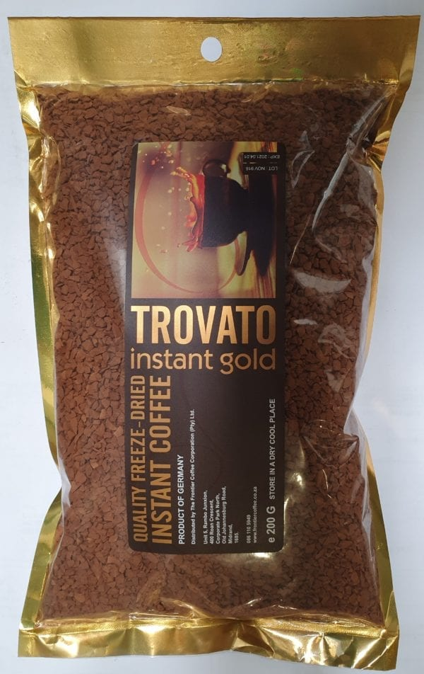 Travato Gold Instant Coffee
