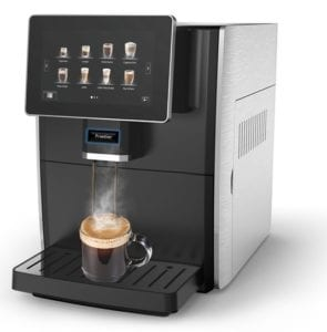 Frontier Coffee Machine Presso!