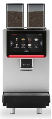 Bergamo F2 Coffee Machines
