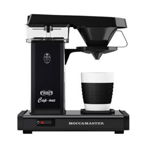 The Moccmaster Filter Coffee Machine